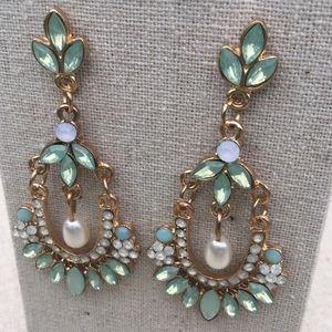 Haia Jewelry - Crystal Chandelier Earrings